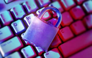 Wifi security, lock on keyboard
