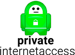 Private Internet Access VPN provider logo