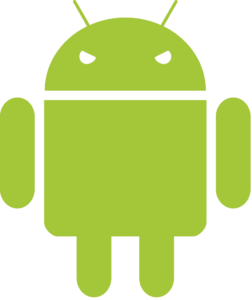 Angry android security of your phone