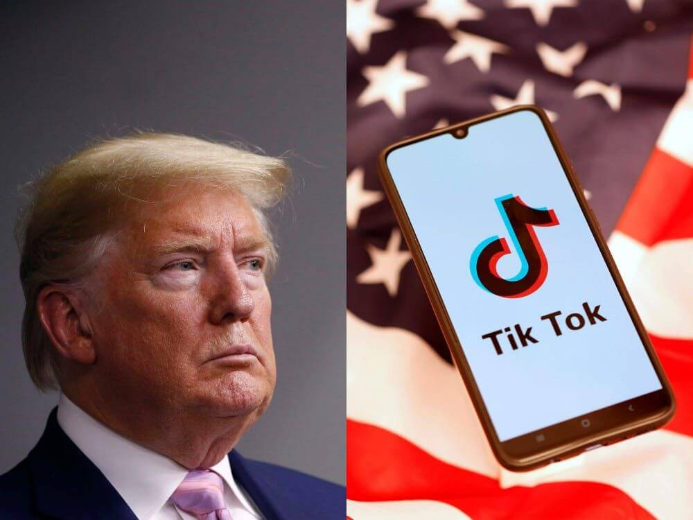 Trump wants to ban Tiktok in the US because of connections with China, ways to access Tiktok