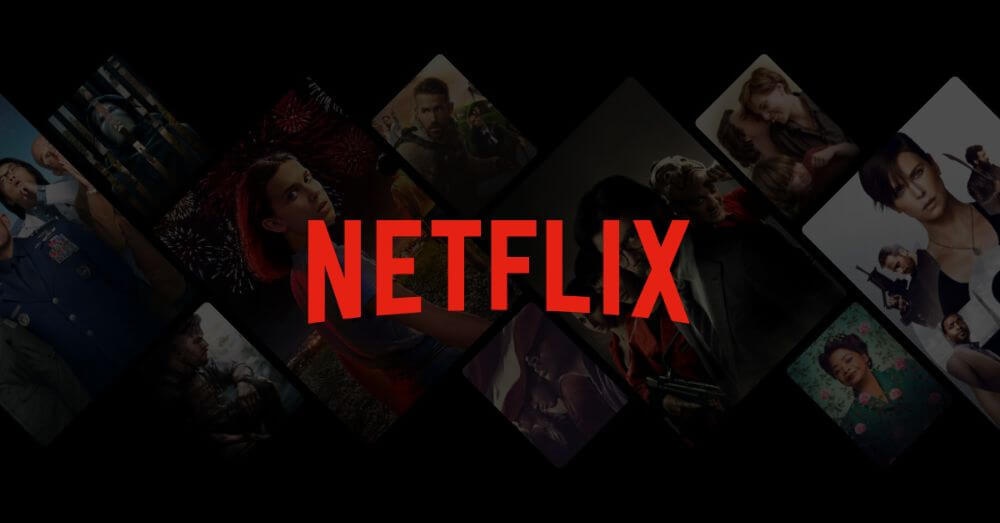 Netflix logo preview page Express VPN
