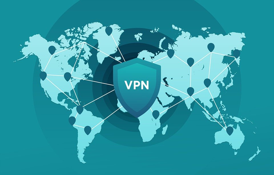 VPN alternatives map graphic, alternatives of Hola